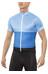 POC Fondo Koszulka kolarska niebieski